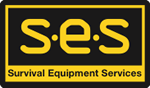 Survival Equipment Services SES Retina Logo