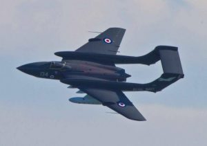 Photograph: Sea Vixen from Naval Aviation Ltd