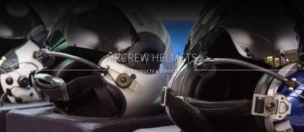 Aircrew helmets MSA