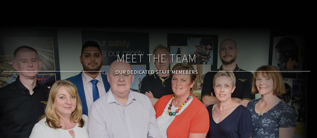 Meet the team at SES Survival Equipment Services