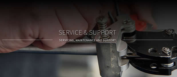 Service and Support from Survival Equipment Specialists SES
