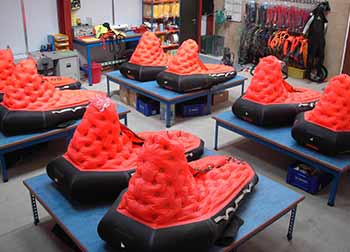 service centre for life raft