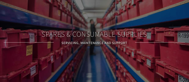 Spares consumables SES Survival Equipment Services