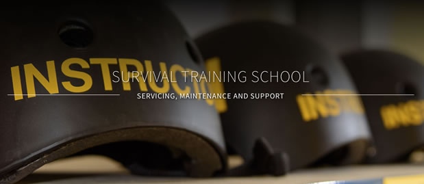 Survival training school