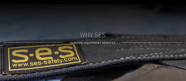 Why SES Survival Equipment Services?