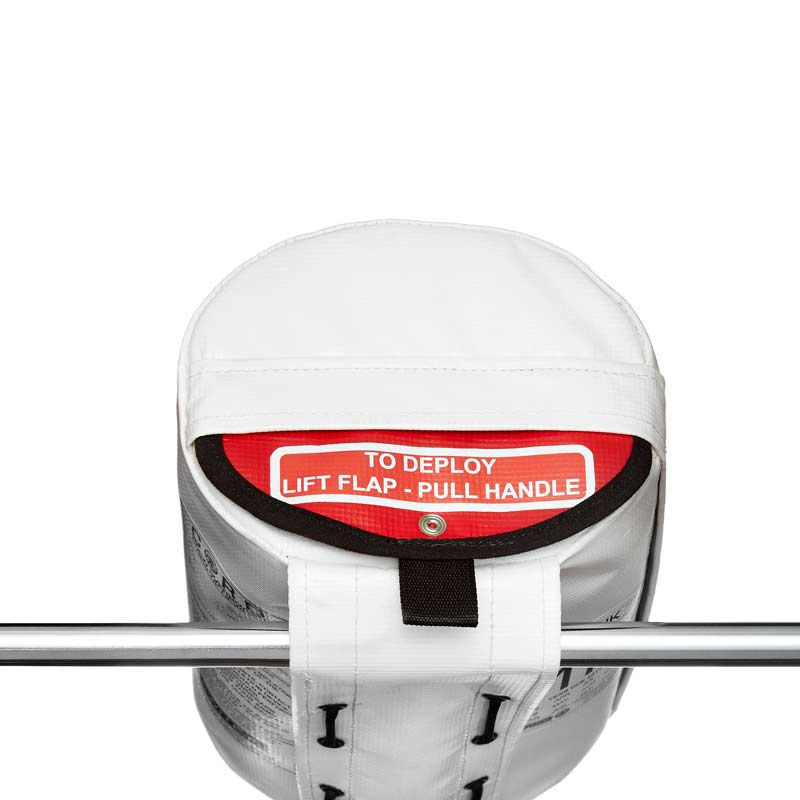 CORD-crew overboard rescue device-under arm floatation device