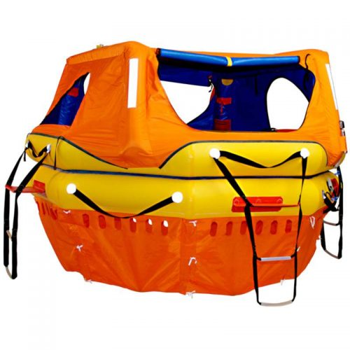 Switlik CPR Aviation liferaft