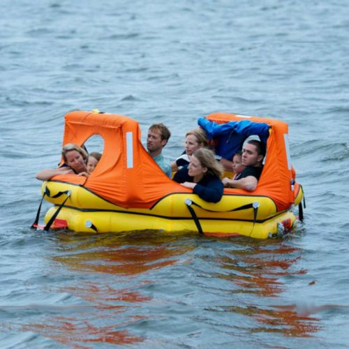 Switlik OPR Liferaft