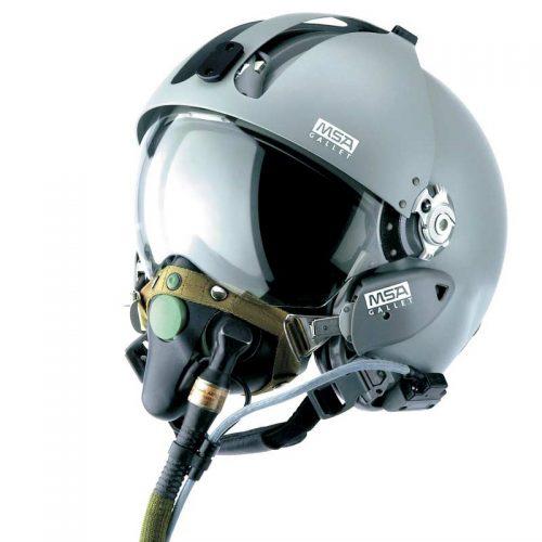 MSA Gallet LA 100 fast jet helmet