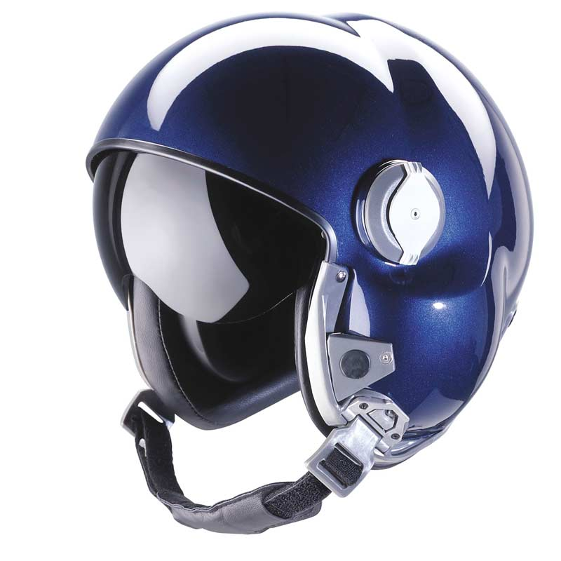 MSA Gallet LH050 helicopter aviation flight helmet
