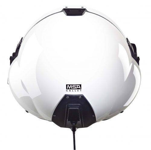 MSA Gallet LH350 Helicoper helmet