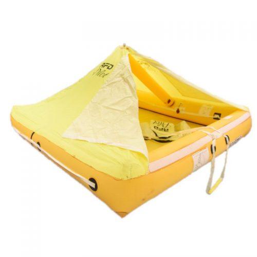 RFD Pilot 4-6 man raft