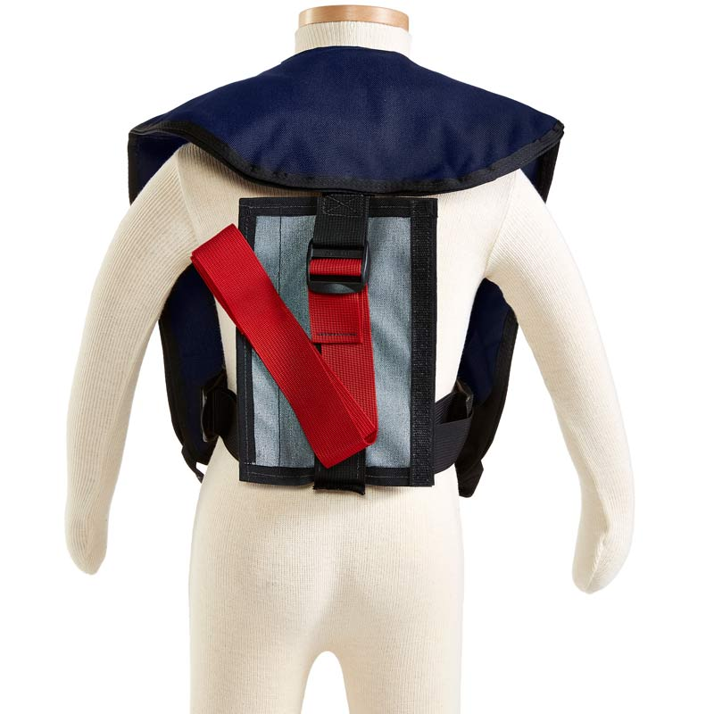 Switlik All-Pax child-life-preserver-back-view