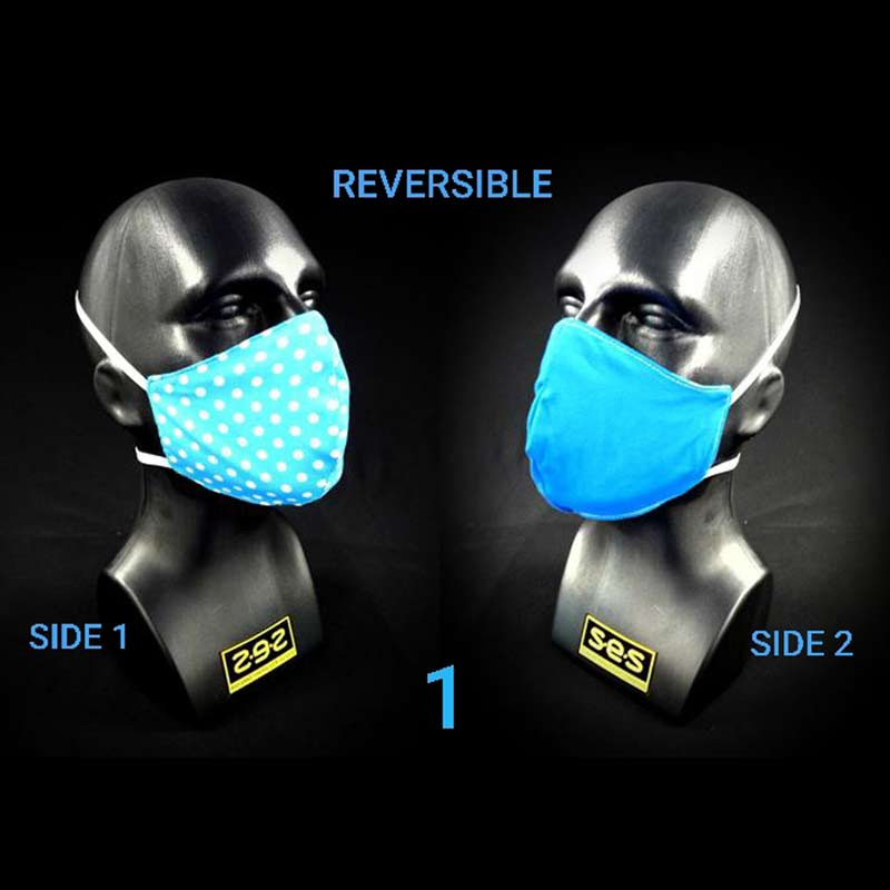 PPE Masks Washable Reversible